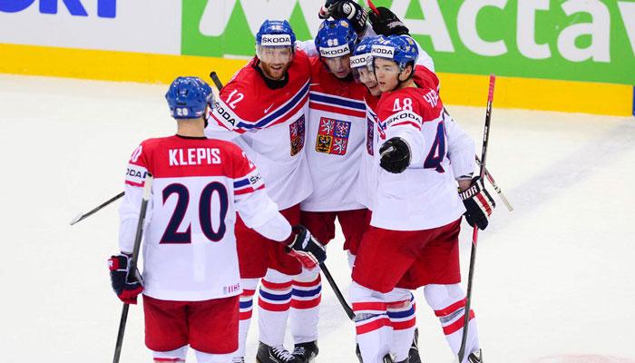Чехия разгромит австрийцев