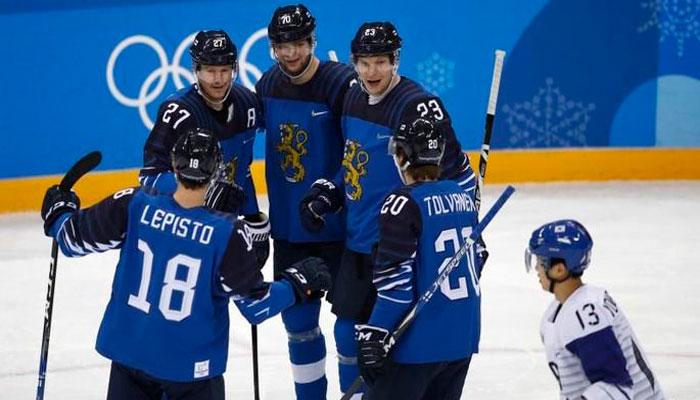 Финляндия не проиграет больше двух шайб