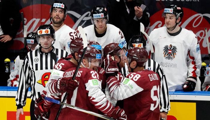 Латвия проиграет чехам, но в борьбе