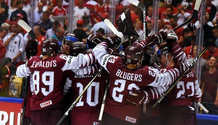 Латвия сыграет результативно