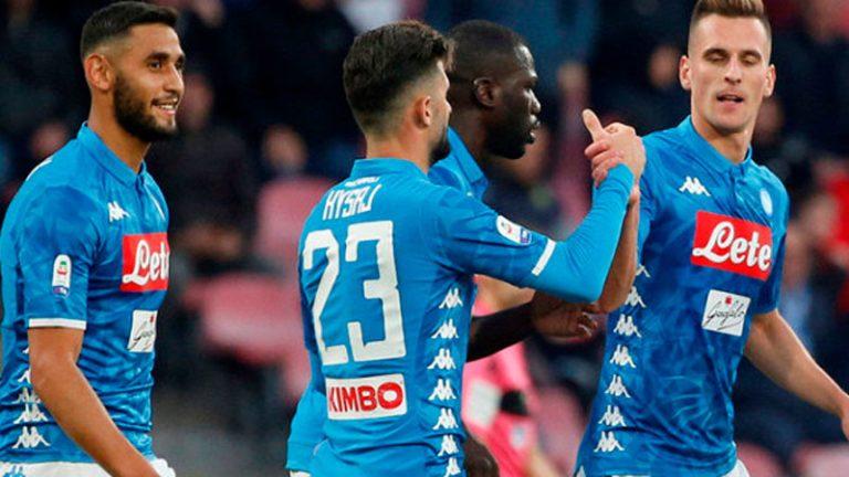 Наполи — Интер: прогноз на матч 19 мая 2019