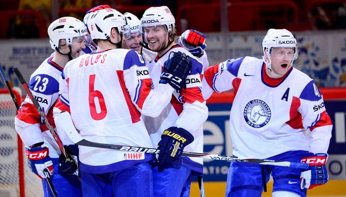 Норвегия разгромно уступит россиянам