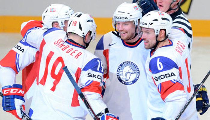 Норвегия уступит в результативном матче