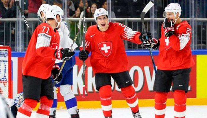 Швейцария пробьет ИТБ