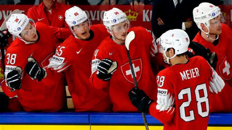 Швейцария — Австрия: прогноз на матч 14 мая 2019