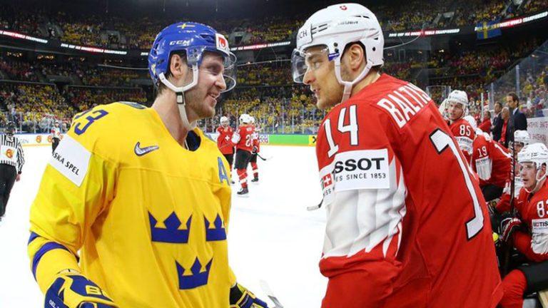 Швеция — Швейцария: прогноз на матч 18 мая 2019
