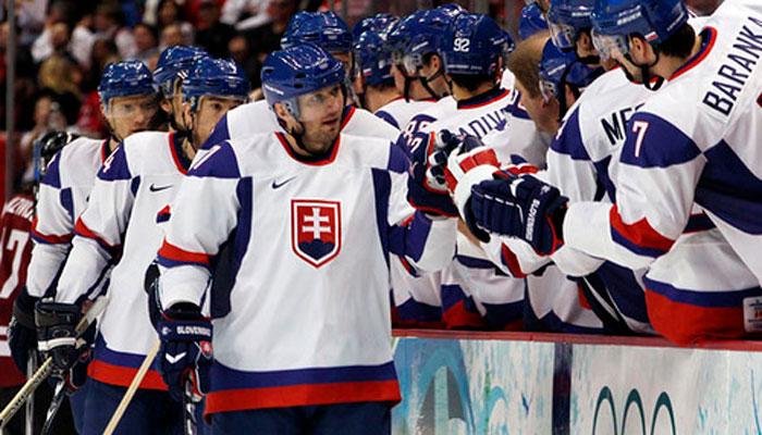 Словакия проиграет США минимум в две шайбы
