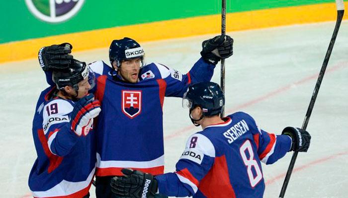 Словакия сыграет от обороны