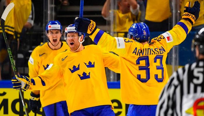 Швеция возьмет верх через ТБ