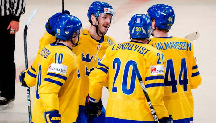 Швеция не справиться с Россией