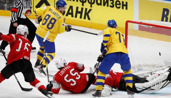 Швеция не разгромит финнов