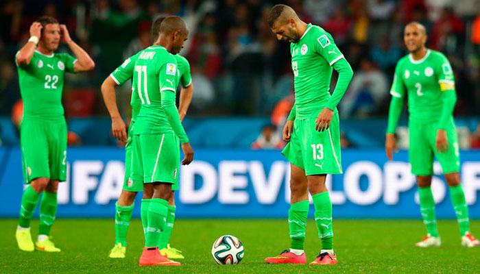 Алжир проиграет сенегальцам