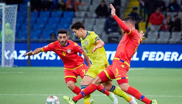 Андорра пропустит от чемпионов мира минимум 4