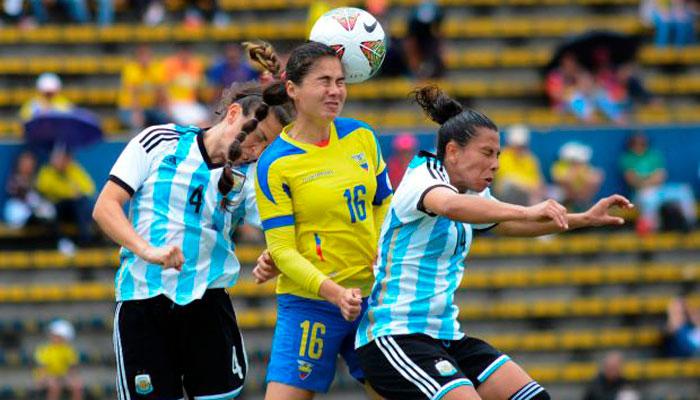 Аргентина проиграет англичанкам
