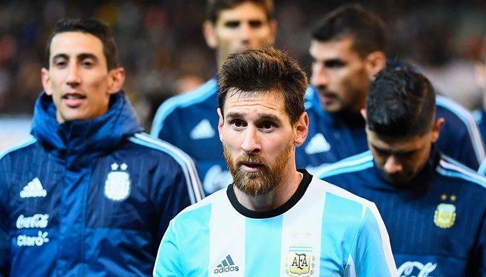 Аргентина реабилитируется за поражение