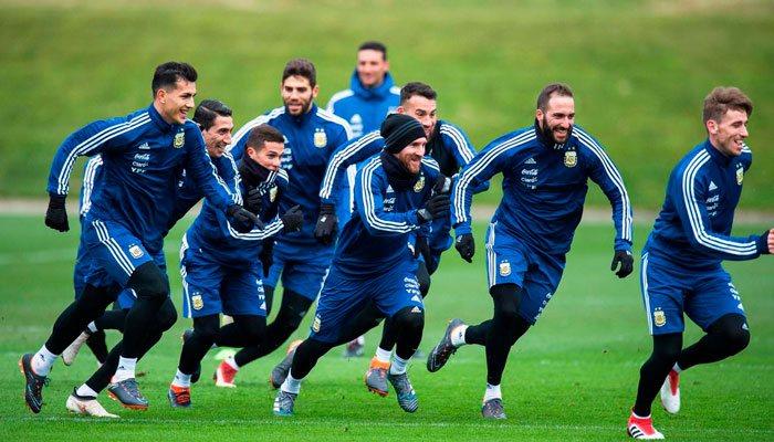 Аргентина начнет слабо