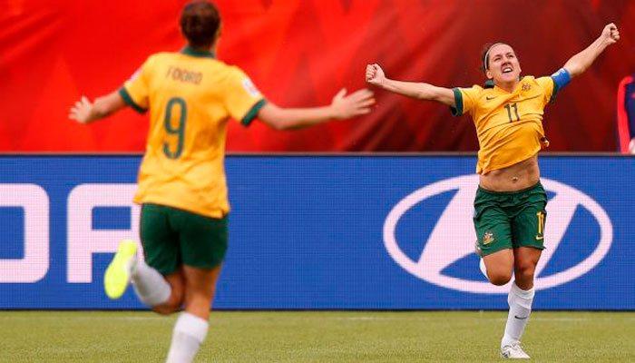 Австралия обыграет бразильянок