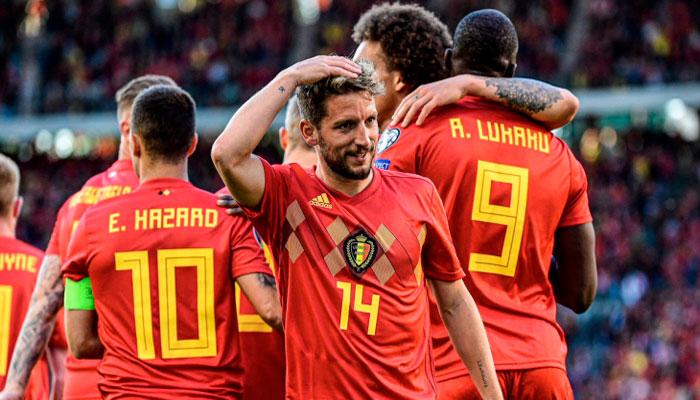 Бельгия уверенно обыграет шотландцев