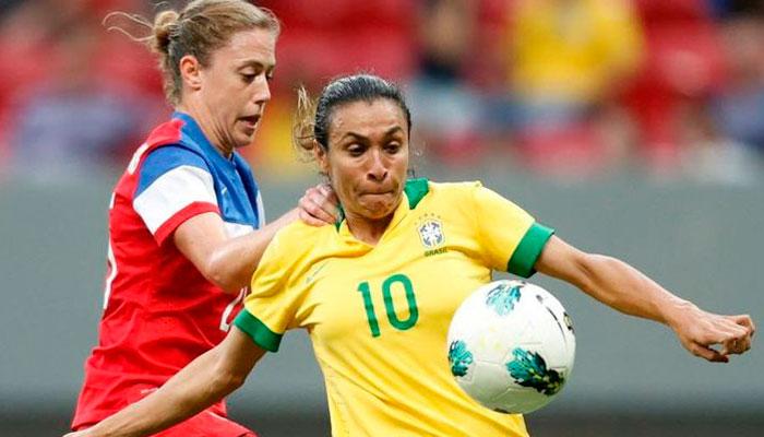 Бразилия уступит сборной Австралии