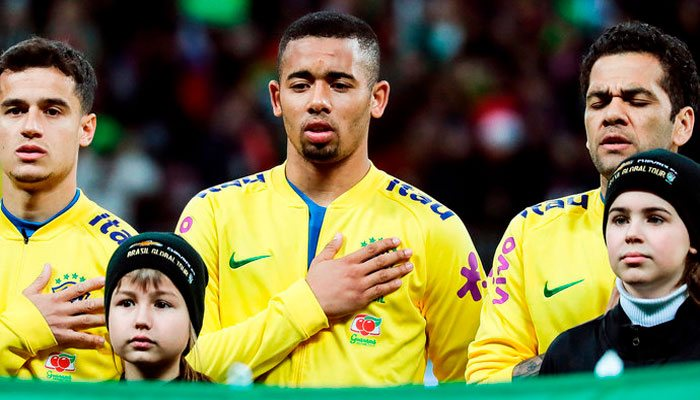 Бразилия забьет минимум три мяча