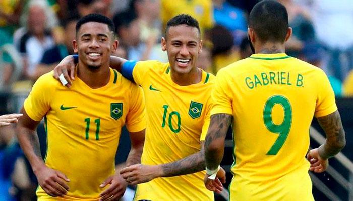 Бразилия уверенно обыграет венесуэльцев