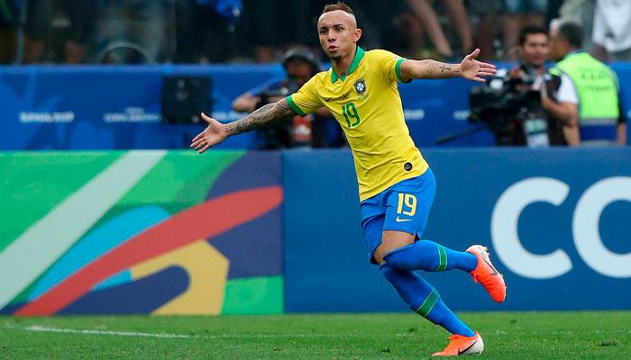 Бразилия легко пройдет парагвайцев