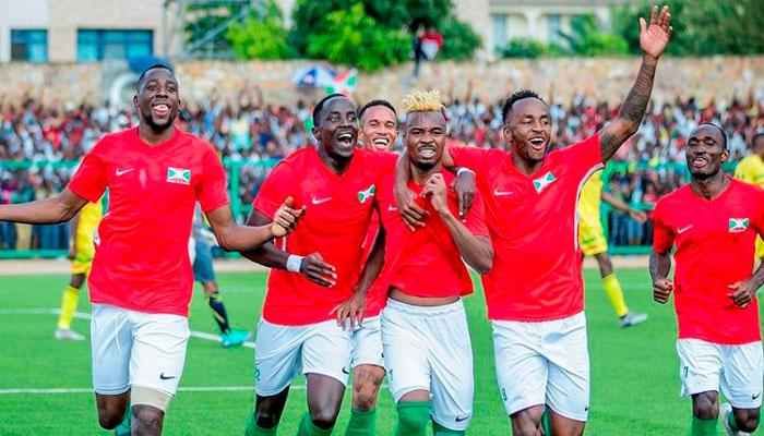 Бурунди попытается выиграть