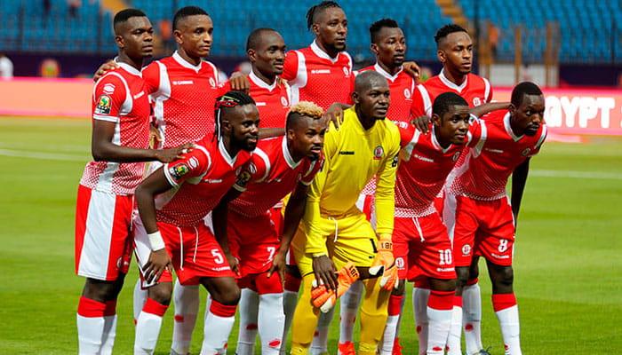 Бурунди проиграет и вылетит с КАНа