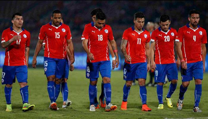 Чили ответит атакой