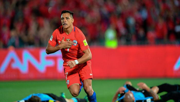Чили уступит колумбийцам