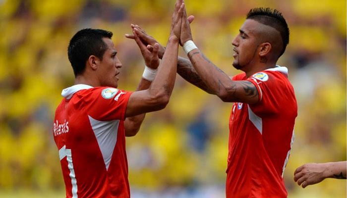 Чили обыграет Эквадор