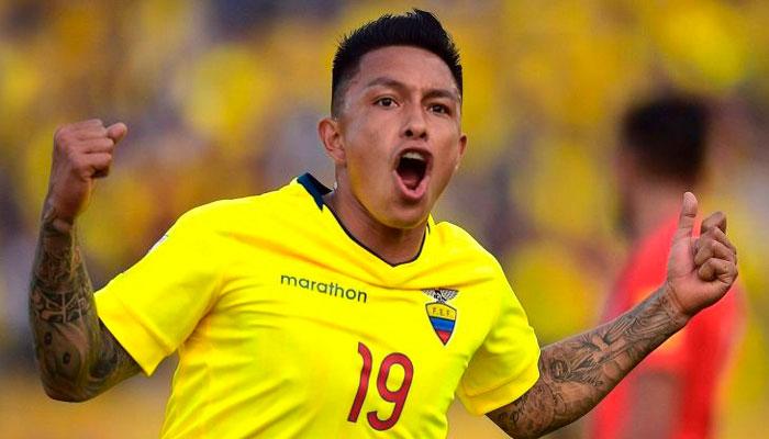Эквадор уступит чилийцам