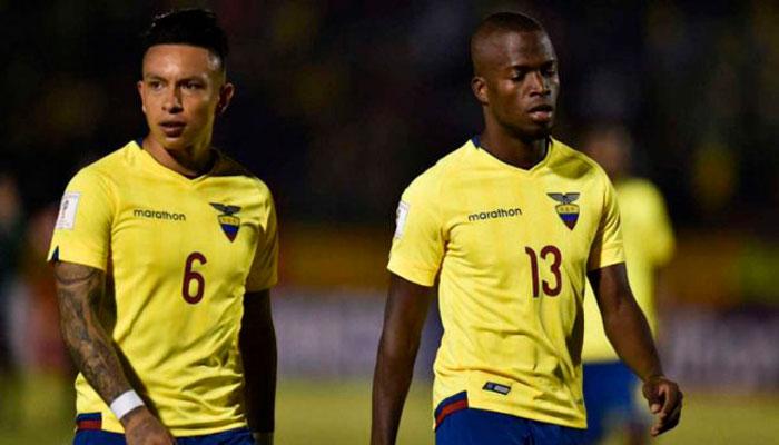 Эквадор уступит уругвайцам в низовом матче