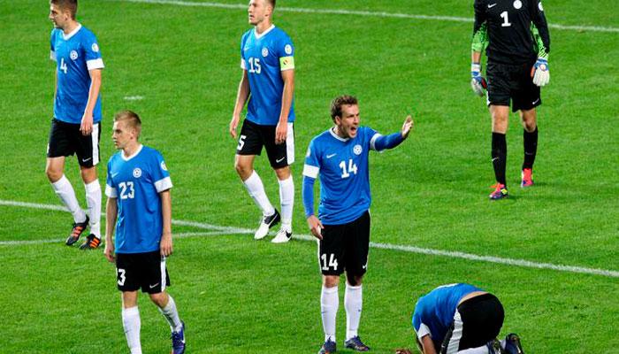 Эстония много не пропустит