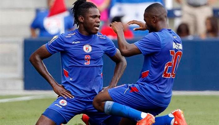 Гаити сыграет результативно