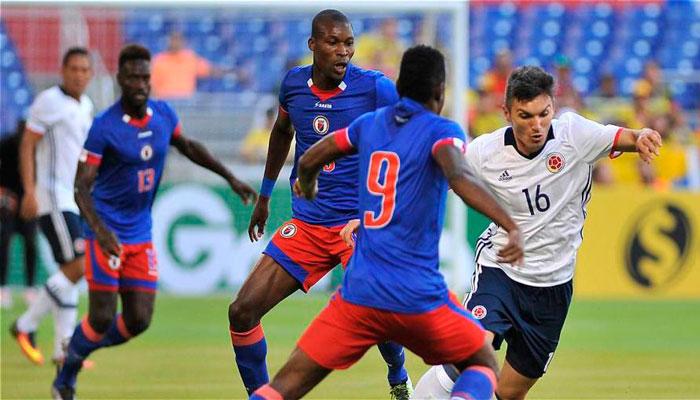 Гаити обыграет соперника и выйдет в лидеры