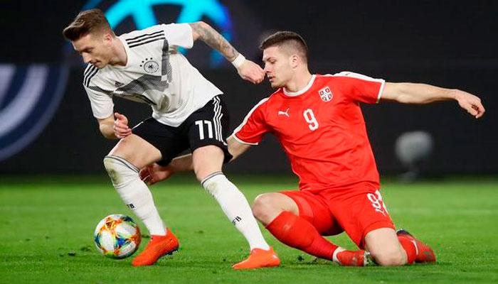 Германия легко обыграет эстонцев