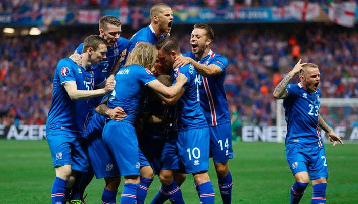 Исландия проиграет туркам