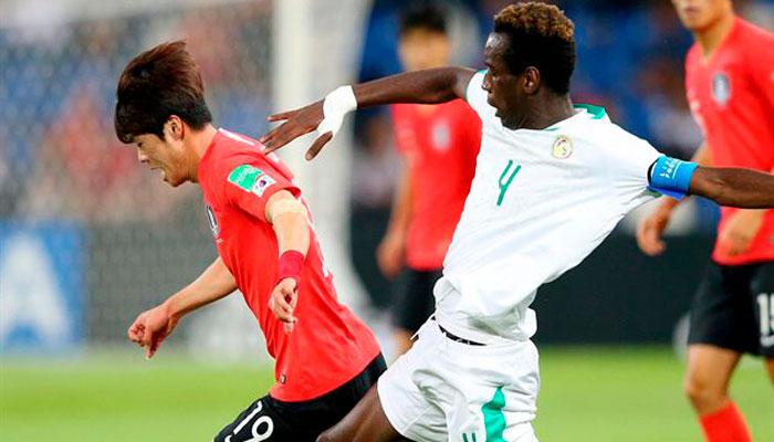 Южная Корея уступит в финале украинцам