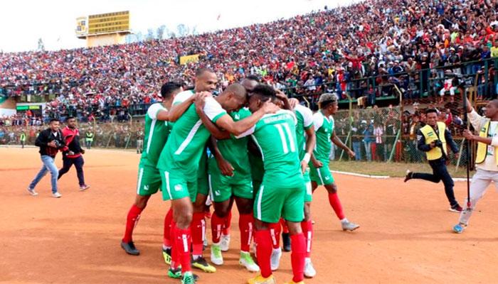 Магадаскар уступит Бурунди