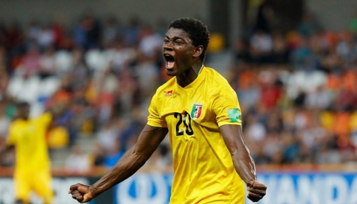 Мали проиграют Тунису