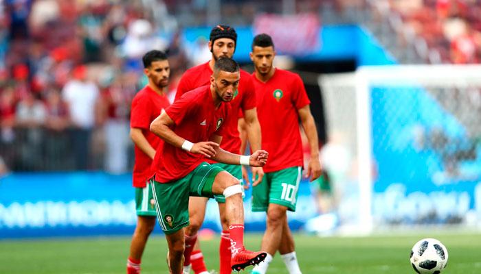Марокко обыграет Намибию в первом круге КАНа