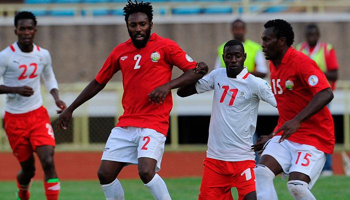 Намибия проиграет марокканцам