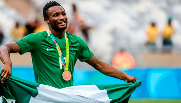 Нигерия испытает сложности в матче с Гвинеей