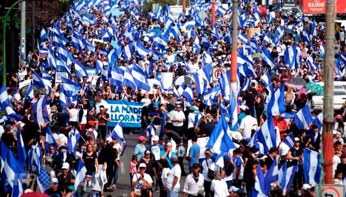 Никарагуа проиграет второй матч