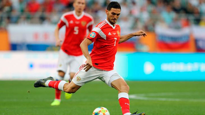 Россия — Кипр: прогноз на матч 11 июня 2019