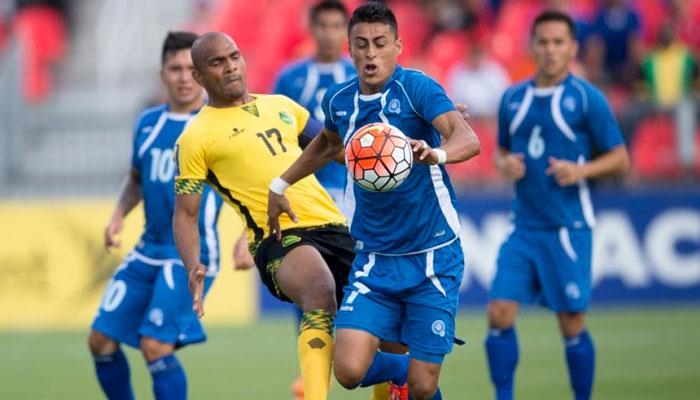 Сальвадор не справится с Кюрасао