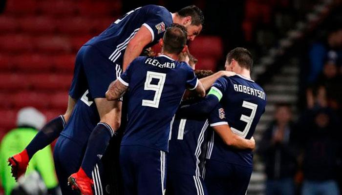 Шотландия без шансов в следующем матче