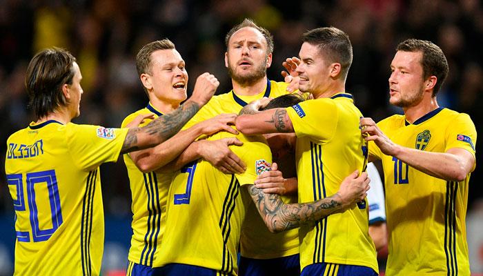 Швеция даст бой испанцам