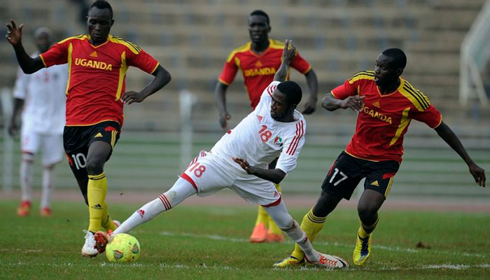 Уганда проиграет первый матч